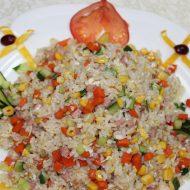 №150. рис жареный с овощами