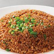 №153. рис жареный с мясом в соусе